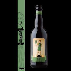 Bottiglia da 50cl Birra IPA Chiara Malto d'Orzo Donna di Coppe