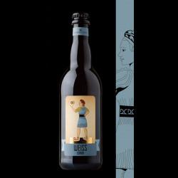 Bottiglia 50 cl Birra Waiss Malto d'Orzo & Malto di Frumento Donnadicoppe