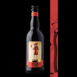 Bottiglia 50cl Birra Rossa Doppio Malto Donna di Coppe