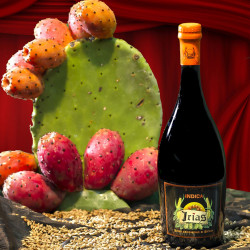 Acquistare on line Birra Bionda Irias al Fico d'India di Sicilia 33cl Migliore birra italiana Luppolo 2016