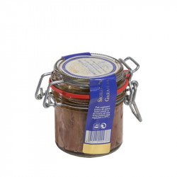 Fillets of anchovies EXTRA in oil 100gr