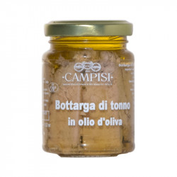 Bottarga of tuna in oil 100gr