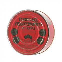 Mediterranean tuna in oil (Tin) 500gr