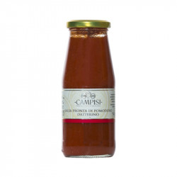 "Sauce of tomatoes ""Datterino"" 430gr"