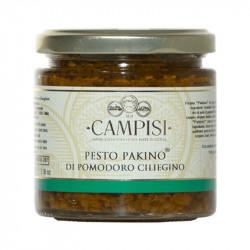 Pesto Pachino di pomodoro ciliegino 220gr