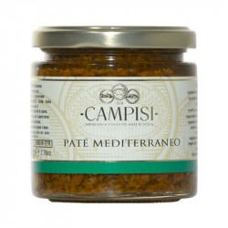 Patè Mediterraneo pomodoro ciliegino, acciughe e capperi in...