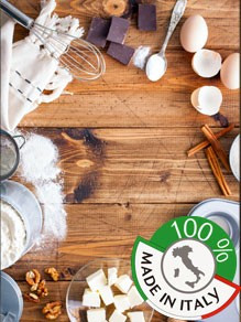 sale online of traditional Sicilian food brioches, bread,  flour, food