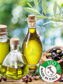 Buy Italian Olive oil and other imported gourmet products