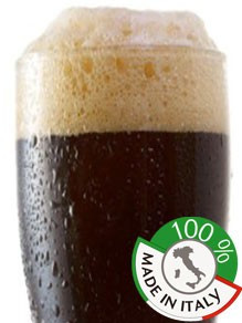 Buy Sicilian products online such as handmade dark beer