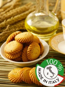 Buy Sicilian products online such as handmade biscuits