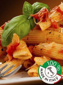 Buy Sicilian products online such as long grain pasta