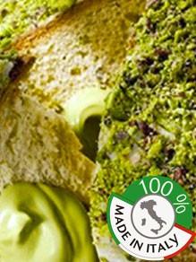 Vendita online prodotti siciliani artigianali al pistacchio di Bronte