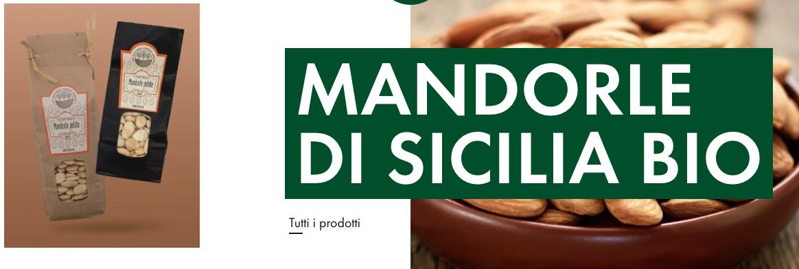 Vendita online mandorle siciiane azienda agricola guccione