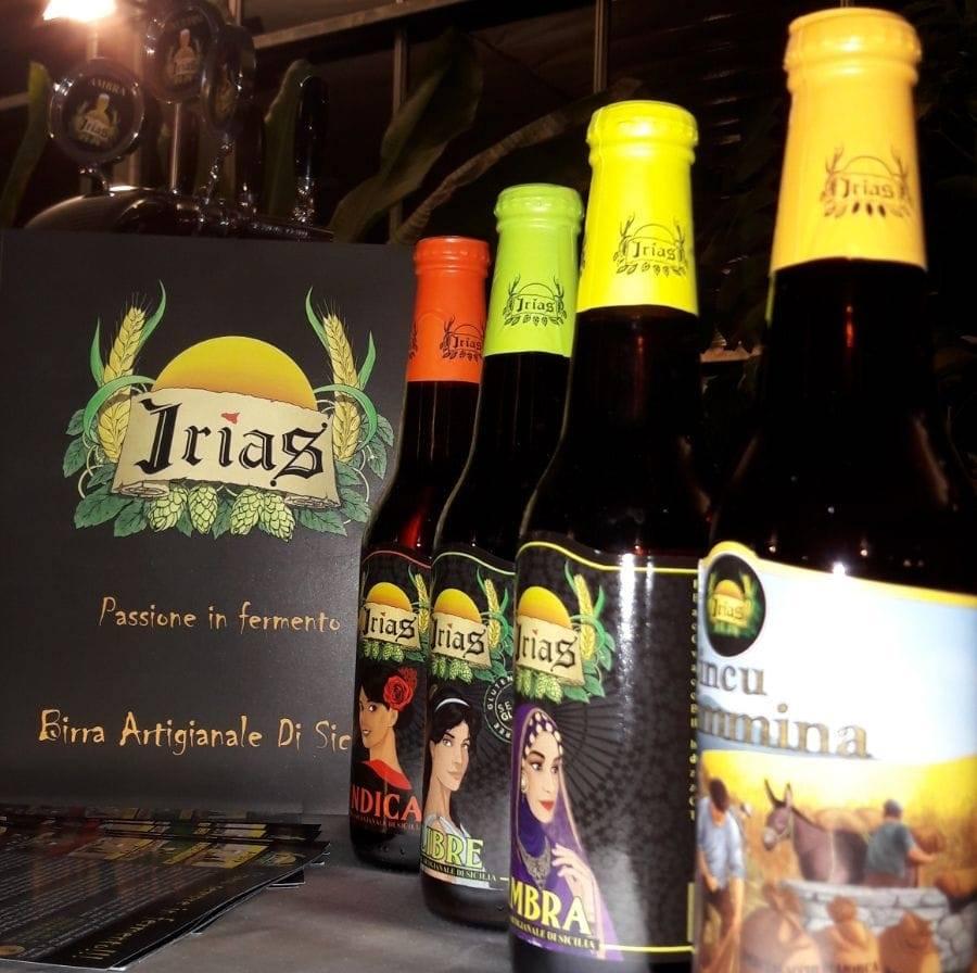 Birra Artigianale Irias Indica al fico d'india premo slow food