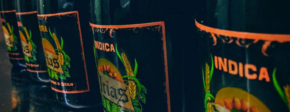 Vendita online birra artigianale siciliana Irias