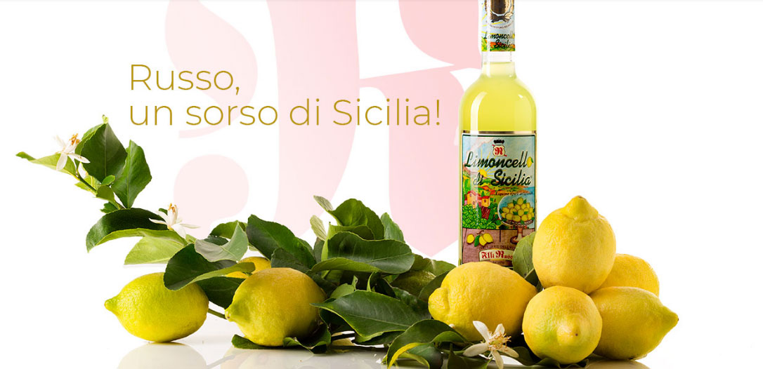 online store of spirits and liquer from italy and Sicily