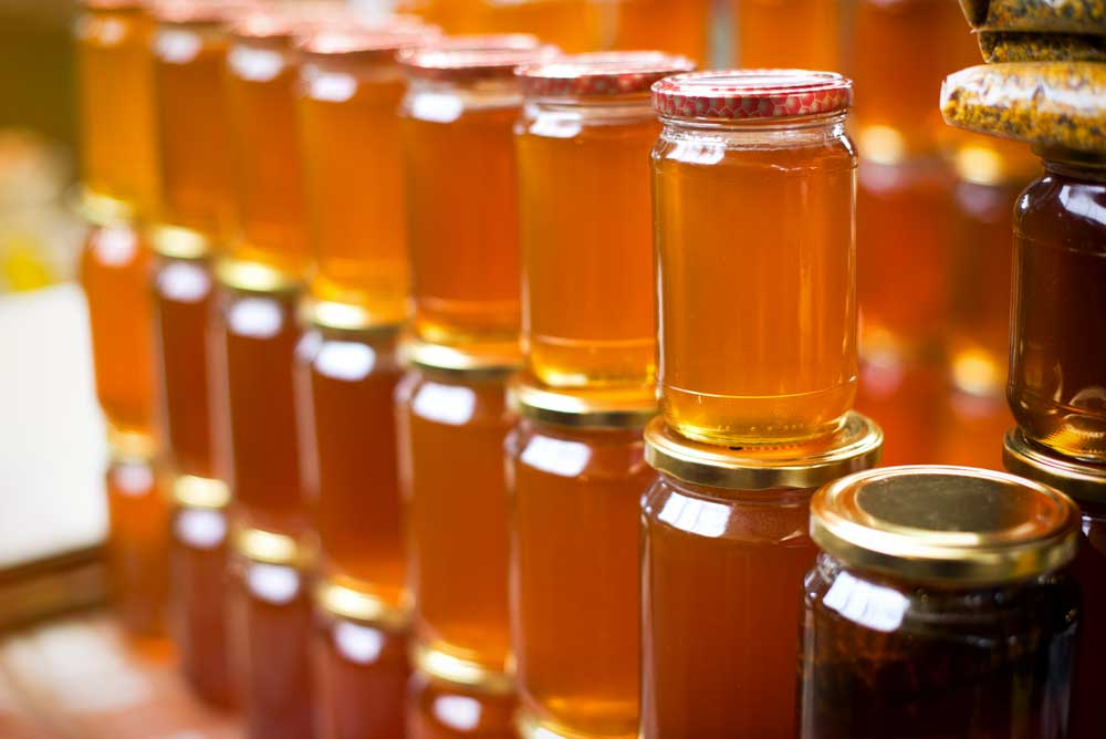 Sicilian Honey online - Lemon Honey, Orange Honey, Thistle Honey, Eucalyptus Honey, Chestnut Honey Best Price on the Web