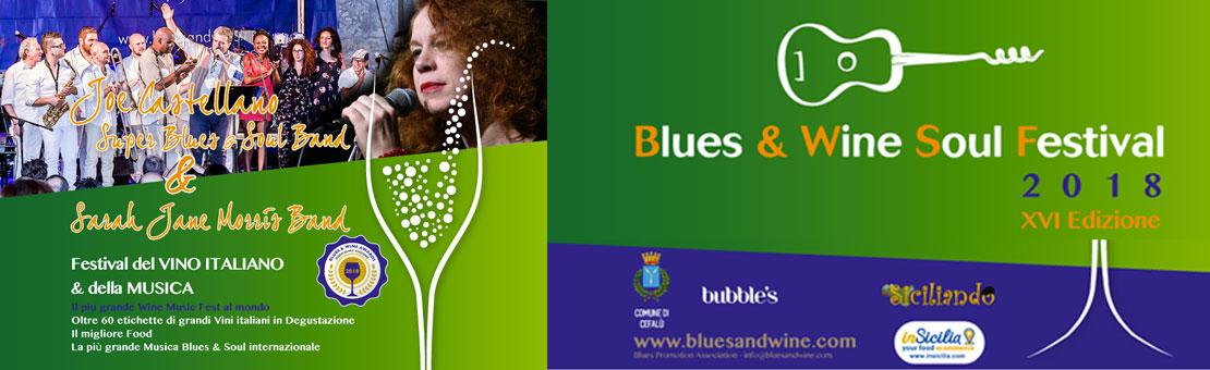 Blues and Wine Festival di Joe Castellano