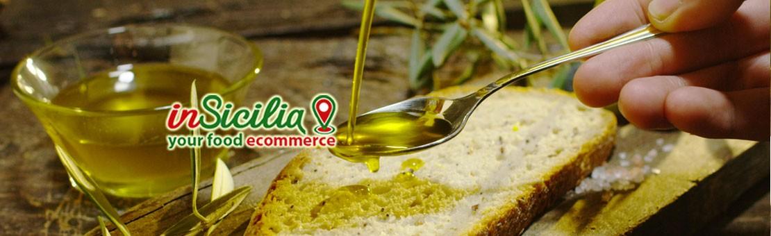 Vendita online Olio Extravergine di Oliva Italiano e Siciliano