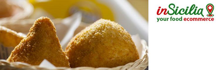 Order online Sicilian Arancino