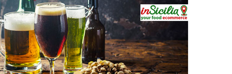 Buy Italian  Italian Craft Beer in Sicily  Beer Clear, Red, Flavored, Retail Spice and Wholesale