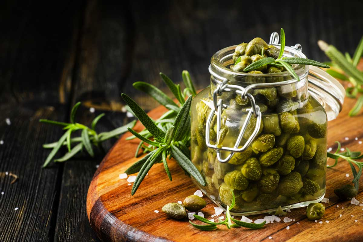 sale online italian sicilian gourmet food capers od Sicily and Pantelleria
