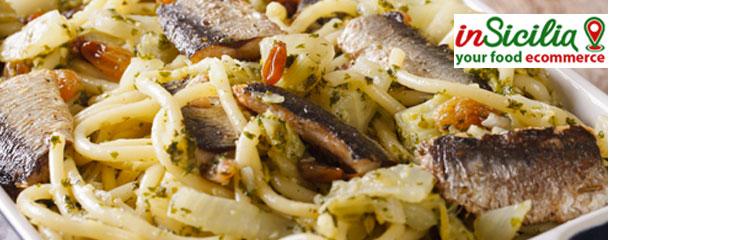 Vuoi Acquistare online prodotti siciliani come in condimenti di pesce siciliani? Su Insicilia vendita di sugo al tonno, alla ricciola, alla pescatora e sarde