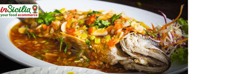 Vendita conserve di pesce siciliano delizie ricette siciliane