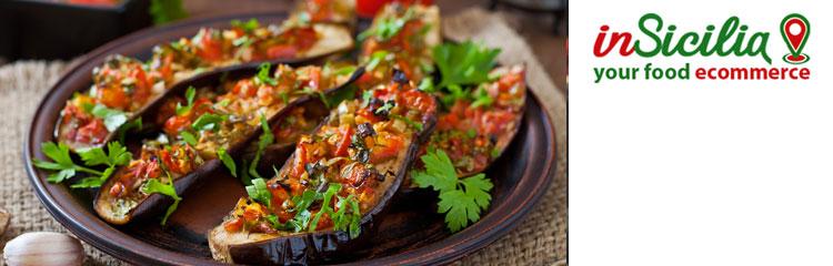Vendita on line Cibo Vegano Siciliano - su insicilia.com vendita di cibo tradizionale siciliano ingrosso e dettaglio