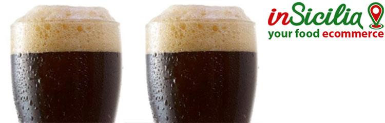 Vendita on line birra artigianale bionda Acquistare on line  birra bionda siciliana Irias Donna di Coppe Bruno Ribadi Acquistare on line birra a prezzo ingrosso