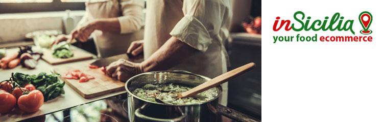 Vendita on line Prodotti Dispensa Siciliana - su insicilia.com vendita di cibo tradizionale siciliano ingrosso e dettaglio