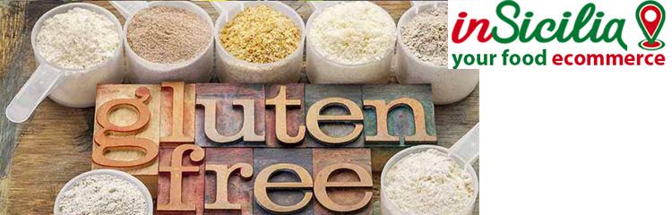 vendita on line prodotti senza glutine - gluten free italian food