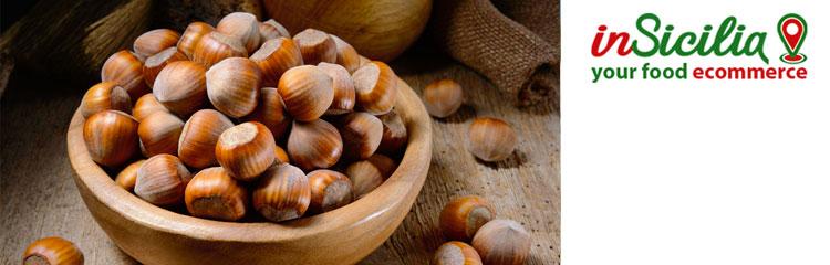 Vendita on line Cibo Tradizionale Siciliano - su insicilia.com vendita di cibo tradizionale siciliano ingrosso e dettaglio  prodotti tipici alla nocciola
